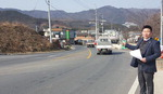 7호 국도 우회로 우선 개통 후 용당마을(양산 웅상) 체증 고통