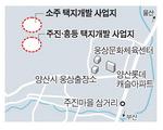 양산 주진동 '미니 신도시' 조성 본격화