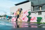 휴양지 괌에 벽화 예술 덧입히다