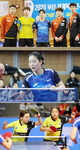 한국 남녀 탁구간판 스타 총출동 '별들의 전쟁'