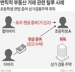 수십억 대 건물주 된 초등학생 등 편법증여 '금수저' 세무조사 착수