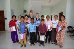 건협, 캄보디아에서 기생충중증감염자 집중치료
