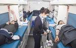 헌혈 수급 힘 보탠 부산환경공단 직원들