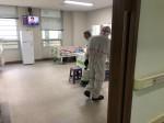 '2차 감염' 발생한 아시아드요양병원 코로나와 사투