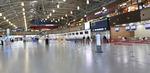 [르포] 굳게 닫힌 하늘길…김해공항 일본행 항공편 단 1대만 떴다