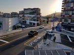 양산 중앙동 침하도로, 22일만에 통행 정상화