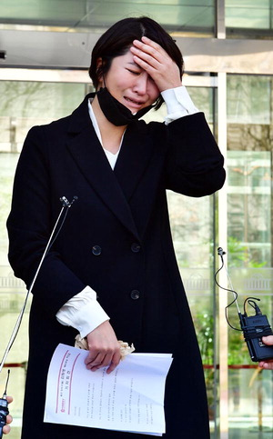"""공천 취소 뒤 잠적했던 김원성 """"미투 의혹 억울…명예 회복할 것"""""""