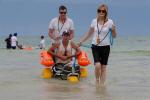 와이즈유 수상 전용 휠체어 지역관광 프로젝트 최우수 선정