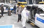 해외 입국자 '두리발'로 비상 수송
