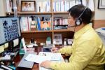 동래구, 화상회의로'사회적 거리두기 캠페인'적극 실천