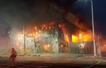 군산 오식도동 공장서 불…4시간 만에 불길 잡혀