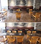 스타벅스의 '사회적 거리두기'…테이블·의자 3분의 1 빼