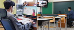 첫 수업 대부분 OT(오리엔테이션)에 할애…우려했던 통신은 비교적 원활