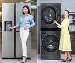 정수기냉장고·세탁건조기…가전업계 '융합'으로 돌파구