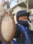 [출조 길라잡이] 삼천포 갑오징어 선상 애깅 낚시