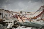 태풍 '봉퐁' 필리핀 상륙…건물 수백채 파손-홍수·정전 사태