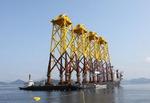 삼강엠앤티, 국내 첫 해상풍력 구조물 수출