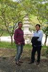 박현주의 그곳에서 만난 책 <82> 손묵광 사진가·이달균 시인  '탑-선 채로 천년을 살면 무엇이 보일까'