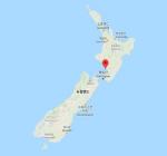 뉴질랜드 북섬 해안서 규모 5.6 강진 발생해