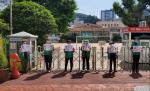 서구 동대신1동 새마을단체, 방역 및 사회적 거리두기 캠페인 실시