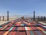 """세계 최대 국적 컨선(HMM 알헤시라스호) 수에즈운하 통과…""""잃어버린 유럽항로 되찾았다"""""""