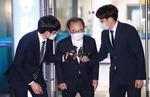 """""""우발적 성추행"""" 주장 오거돈 구속은 면했다"""
