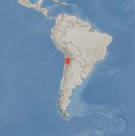 칠레 북부 산페드로데아타카마 인근서 규모 6.8 지진 발생