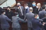 홍콩의회 '중국 국가(國歌) 모독 처벌법' 통과…최대 3년 징역