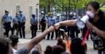 '흑인 사망' 일어난 美 미니애폴리스, 경찰관에 '목 조르기' 금지시켜