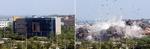 북한, 연락사무소 폭파 모습 공개