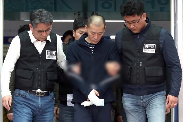 항소심 법원, 진주 아파트 방화 살인범 안인득 무기징역 선고