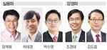 '실용파'냐 '강경파'냐…부산 통합당 주도권 누가 쥘까