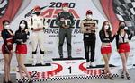 부산과기대 이동현 씨, 한국형 포뮬러 KF1600 연속 우승