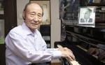 이름 건 자작곡 연주회…95세 피아니스트의 기네스 도전