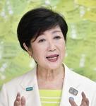 아베 지지율 30%대 추락…고이케, 대항마 급부상