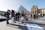 4개월 만에 다시 문 연 프랑스 루브르 박물관