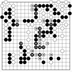 이기섭 8단의 바둑칼럼 <2591> 제27회 부산·서울 프로기사 초청교류전 1차전