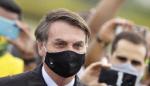보우소나루 브라질 대통령 코로나19 양성 판정