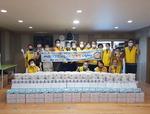 부산 남구 용호2동지역사회보장협의체, '제4회 삼계탕 나눔 Day' 봉사활동