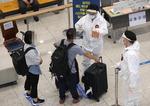 방역강화 대상국 입국자'음성 확인서' 제출 의무화