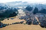 중국·일본 역대급 폭우…중국 최대 담수호 홍수 수위 직면