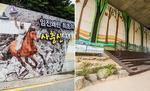 도심에 벽화…김해, 도시브랜드 높인다