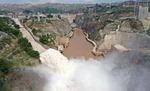 중국 폭우에 긴장감 고조…류쟈샤 댐 방류