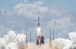 중국 첫 화성탐사선 발사…내년 2월께 도착 전망