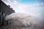 중국 싼샤댐 상류에 또 홍수…하류로 대량 방류