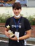 부산 육상선수단, KBS전국대회 금3 은4 동7