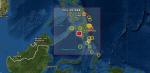 필리핀 민다나오 지역서 규모 6.4 지진 발생