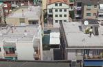 황제 페더러, 이탈리아 소녀들과 지붕서 '이색 테니스'