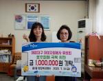 해운대구 여성자원봉사 후원회, 호우피해 극복 위한 적극 기부 펼쳐