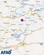 터키 동부서 규모 5.2 지진 발생